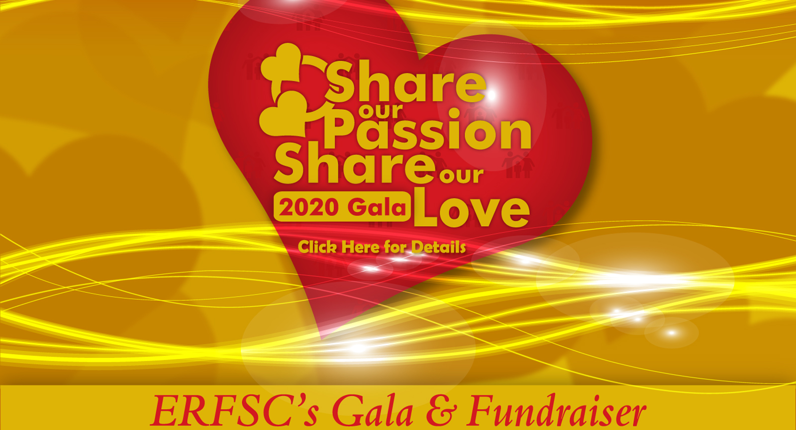 Share Our Passion Gala